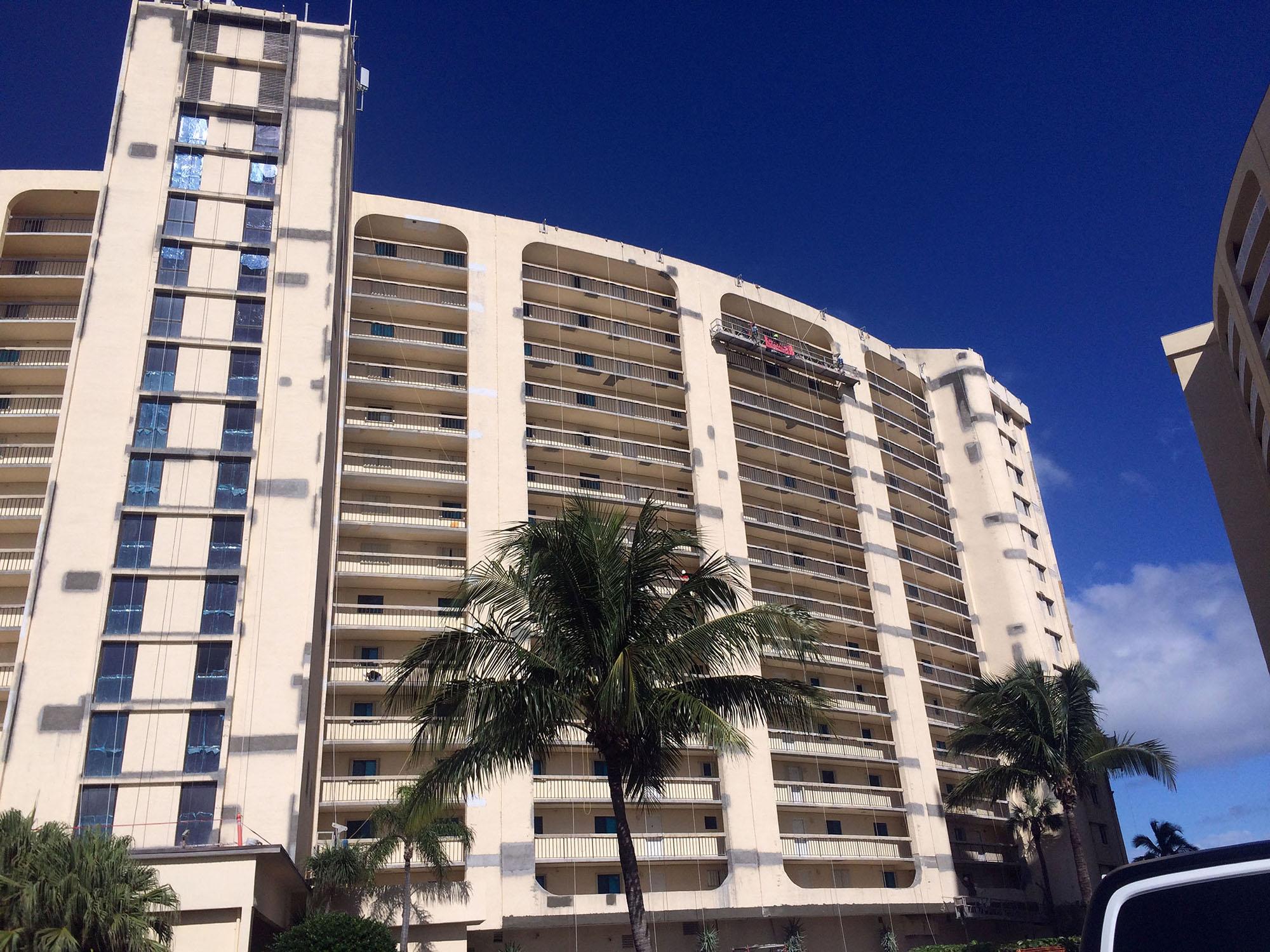 Building Restoration - United Professional Engineering - Palm Beach_1