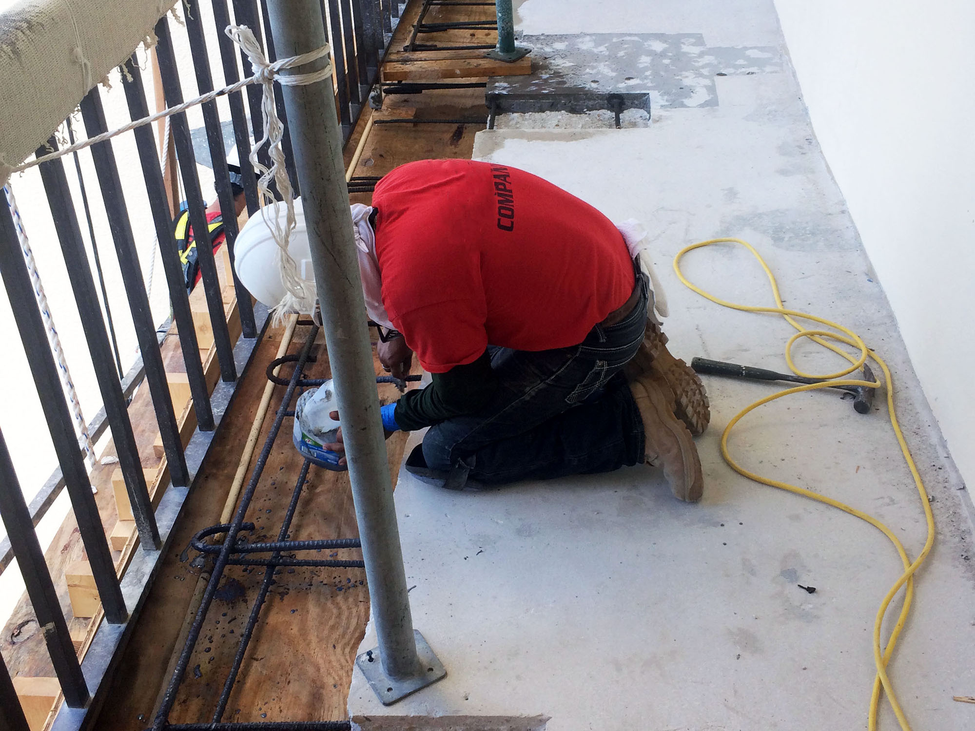 Building Restoration - United Professional Engineering - Palm Beach_7