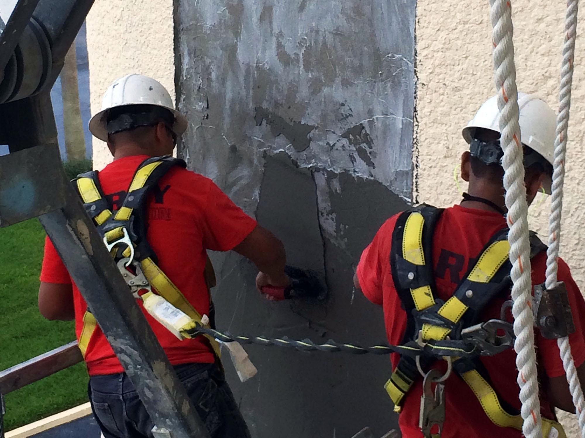 Building Restoration - United Professional Engineering - Palm Beach_9