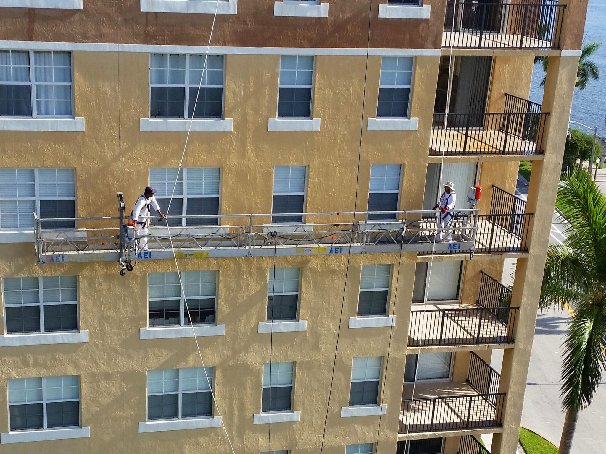 Flagler Point - Building Restoration - United Professional Engineering_2