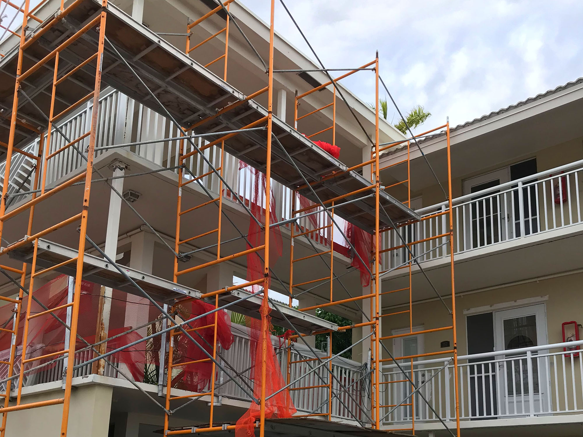 Structural Restoration - United Professional Engineering