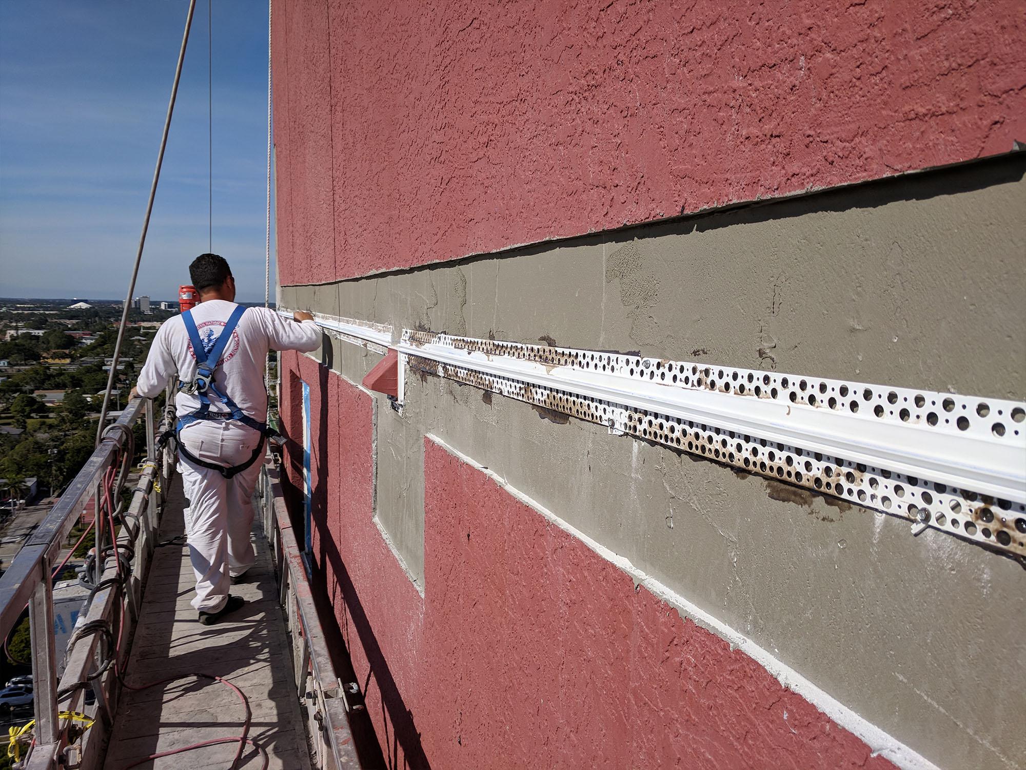 Slade - Building Restoration - Water Intrusion Restoration - United Professional Engineering - Slade Condominums_4