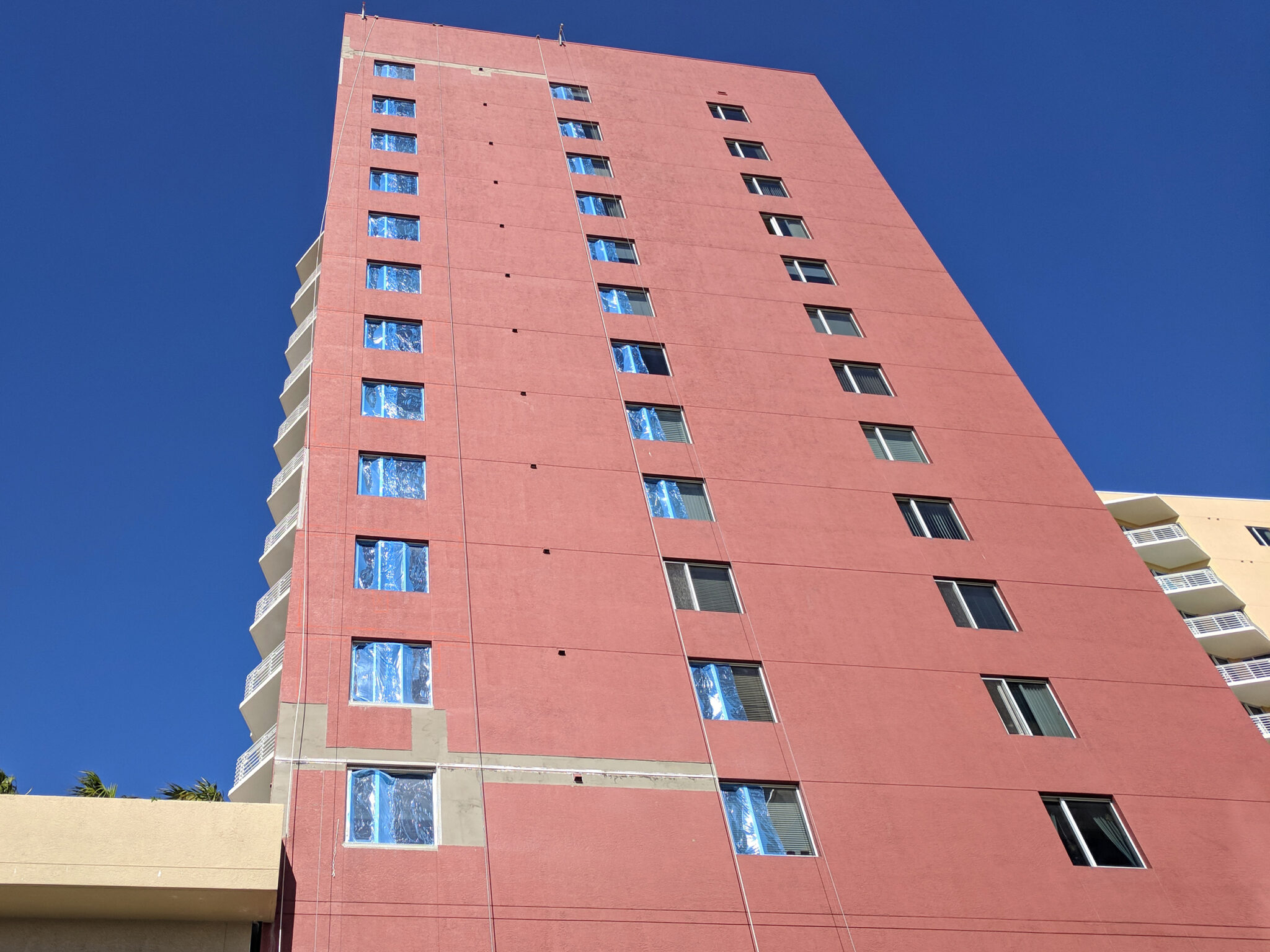 Slade - Building Restoration - Water Intrusion Restoration - United Professional Engineering - Slade Condominums_6