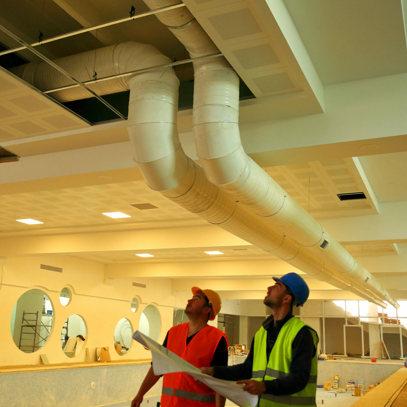 Commercial Building Inspection - United Professional Engineering